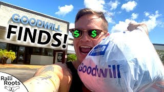 GOODWILL FINDS! Thrifting Stuff to Sell on eBay!