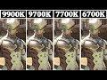 INTEL I9 9900K vs I7 9700K vs I7 7700K vs I7 6700K | Tested 13 Games |