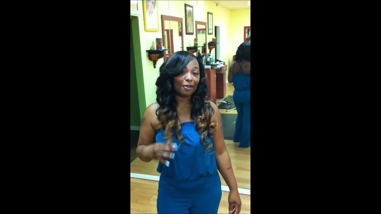 """Ombre hair color 24"""" peruvian virgin remy ( stylist Marvin ..."""