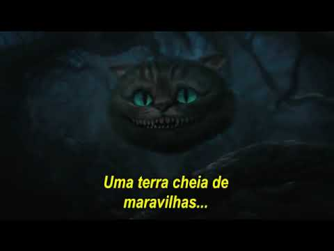 Alice No País Das Maravilhas Trailer Legendado Hd Youtube