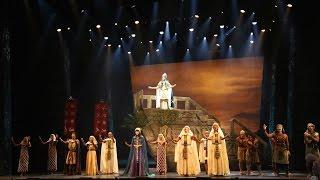 帝国劇場にて大ヒット上演中!ミュージカル『王家の紋章』2017年版舞台...