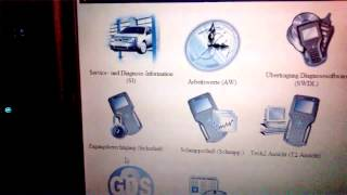 My personal GM MDI and DIY-Opel Service Laptop (GlobalTIS)