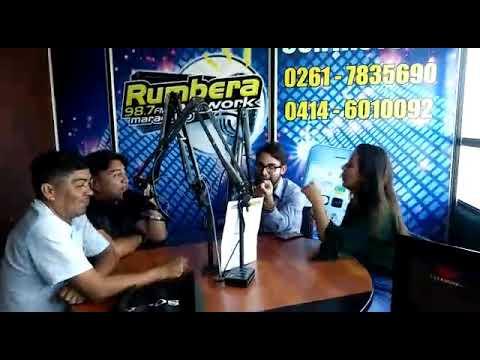 Entrevista a las Señoras de Maracaibo - Entre Nos Radio (Rumbera 98.7 FM)
