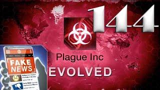 Фальшивые новости - Plague inc: EVOLVED - 144 [Официальный сценарий]
