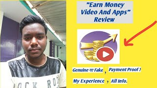 """My Honest Review Of """"Earn Money and Video Apps"""" 