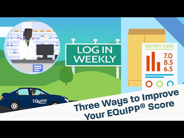 Three Ways to Improve Your EQuIPP® Score