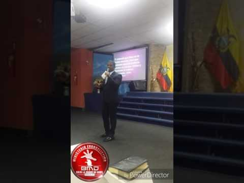 Jesús Geraldo en Ecuador 2017