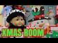 American Girl Dolls Decorate My Room For Christmas