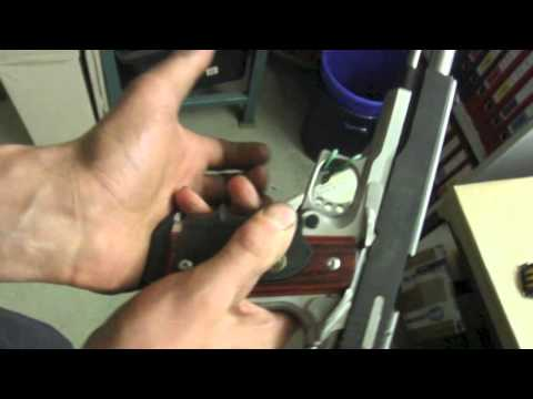 Firing a Peters Stahl Cal 45 Auto