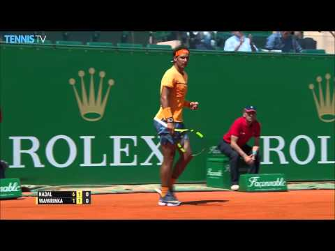 2016 Monte-Carlo Rolex Masters: Quarter-Final Highlights ft. Murray, Nadal & Federer