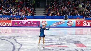 Стартует уникальное спортивное событие Кубок Первого канала по фигурному катанию