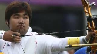 Blind South Korean Archer Im Dong hyun Sets World Record At London Olympics