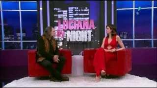 Ex Pastor Presbiteriano Caio Fabio é entrevistado no programa Luciana by Night (As melhores partes)