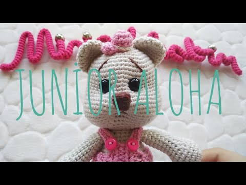 21# Amigurumi yelekli ayıcık yapımı / amigurumi vest teddy bear ... | 360x480