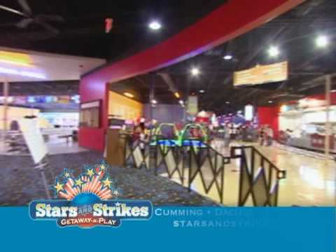 Stars and Strikes Family Entertainment Centers (Atlanta ...