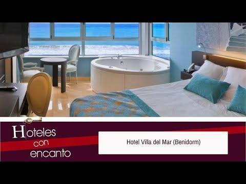 HOTEL VILLA DEL MAR (BENIDORM - ALICANTE) - HOTELES CON ENCANTO