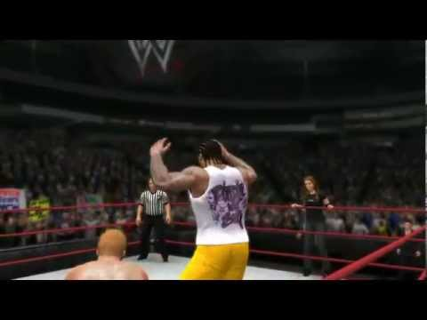 WWE '13 - PIMPIN AINT EASY