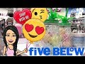 FIVE BELOW SHOPPING CHALLENGE *SUBSCRIBERS* PICK WHAT I SHOW!!! CLOTHES, MAKEUP & MORE!!!
