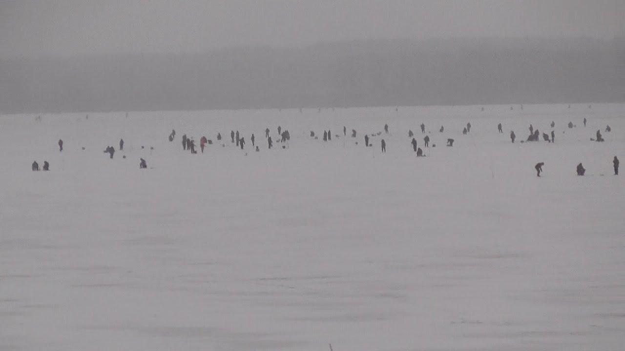 Зимняя рыбалка в январе 2020 года!!! МИША меня ОБЛОВИЛ!!!