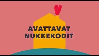 Koti-ARXantain Avattavat nukkekodit -ohjeet