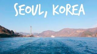 Seoul Korea Travel Vlog | Short Film