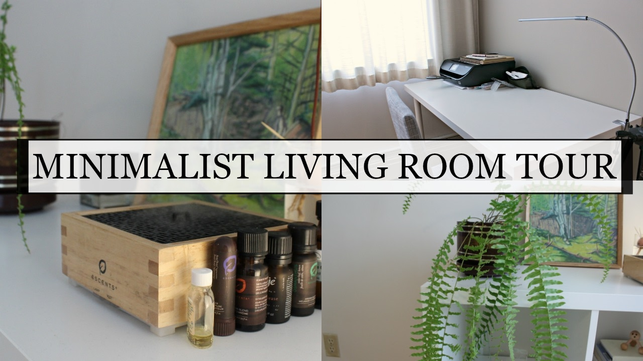 the living room tour minimalist living room tour 16116