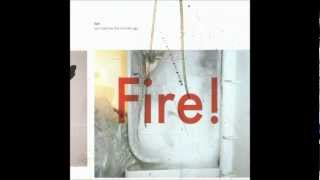 Fire! (Mats Gustafsson, Johan Berthling, Andreas Werliin) -  If I took Your Hand (audio)