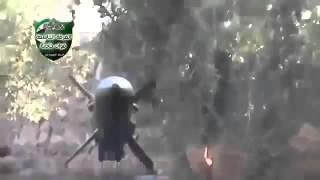 Сирия - война 2015. Ликвидация взвода боевиков ИГИЛ - арабская война, террористы исламисты