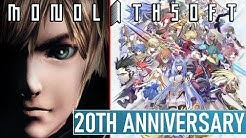 TOP 5 Monolith Soft Games of ALL-TIME! - 20th Anniversary Special
