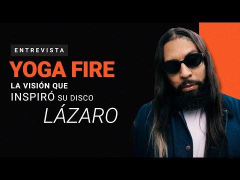 Yoga Fire detrás de 'Lázaro', los géneros y la visión que inspiraron este álbum | Slang