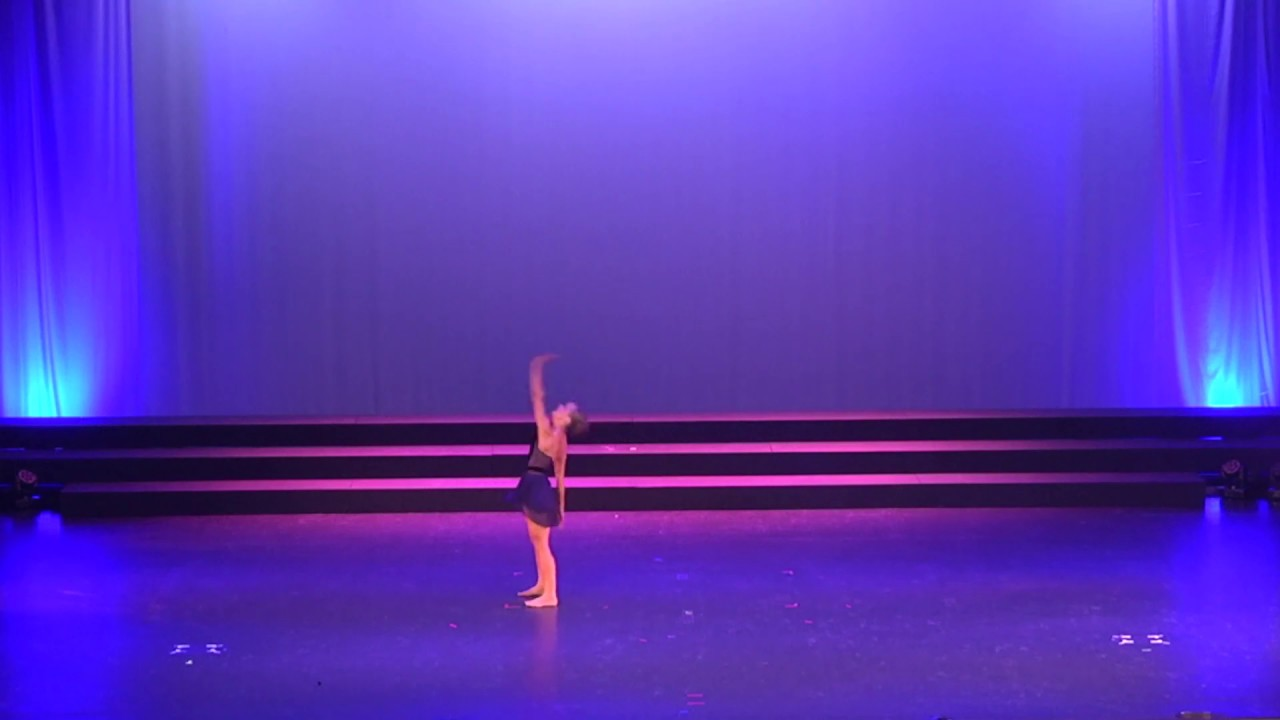 "Michaelene Karlen | ""Someone, Somewhere"" Contemporary Ballet Solo"