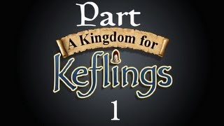 Kingdom for Keflings Playthrough Part 1