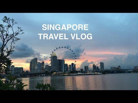 SINGAPORE | UNIVERSAL STUDIOS | SENTOSA ISLAND | MARINA BAY SANDS - Travel Vlog - 03