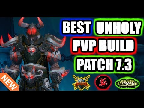 Best Unholy Dk Pvp Guide Wow Legion 7 3 Guide Youtube