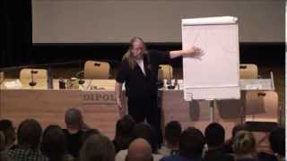Ropecon 2013: D. Vincent Baker: How to design a roleplaying game that doesn