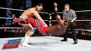 Kofi Kingston vs. Bo Dallas: WWE Main Event, Sept. 23, 2014