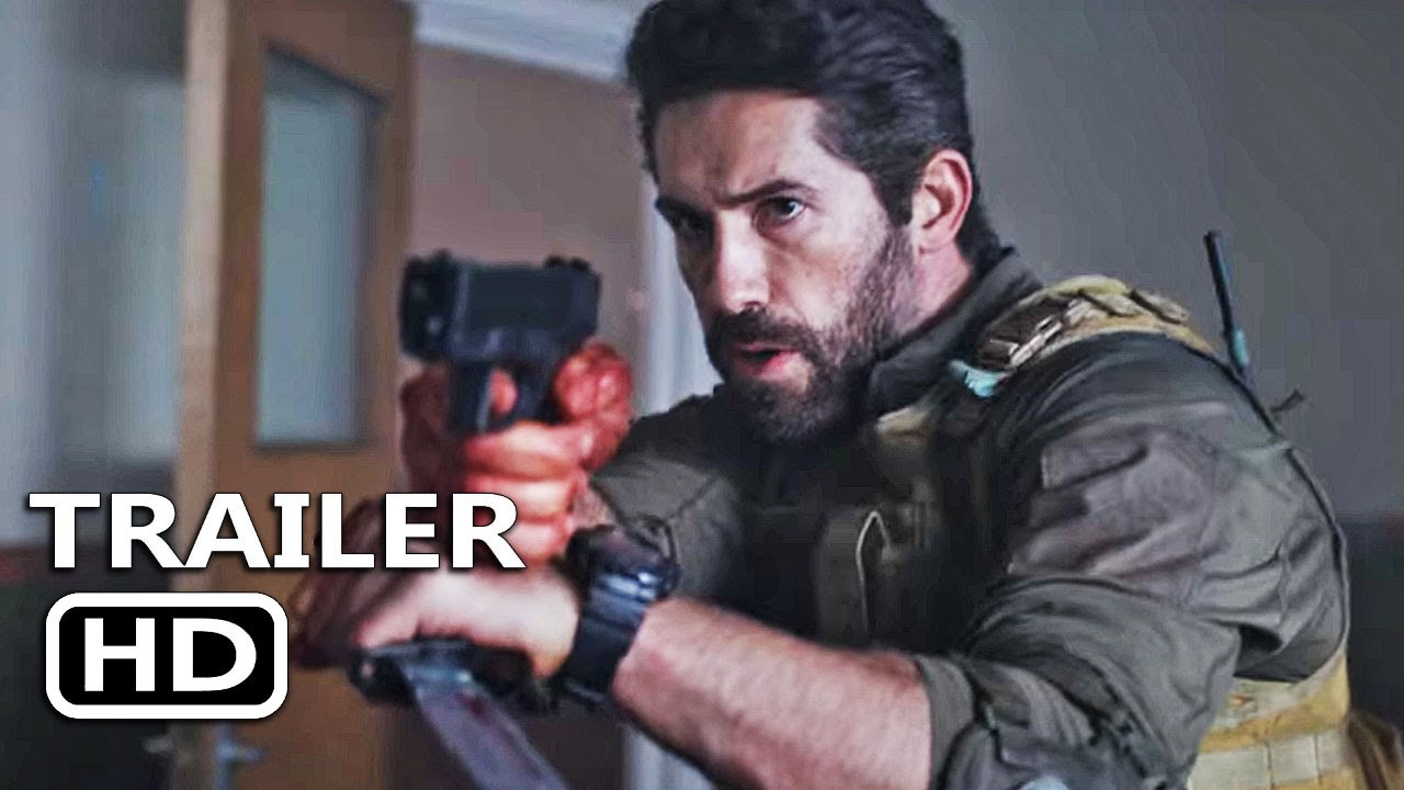 Download ONE SHOT Official Trailer (2021)