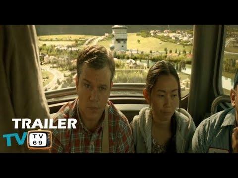 Download Downsizing Official Trailer #2 (2017) Matt Damon, Kristen Wiig, Christoph Waltz Fiction Movie HD