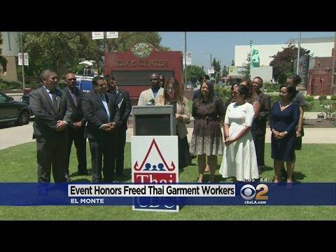 Thai Garment Workers Celebrate 20th Anniversary Of El Monte Raid
