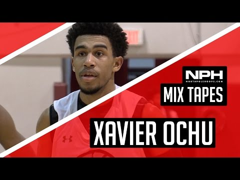 Xavier Ochu Mixtape - 2017 Uncommitted Guard