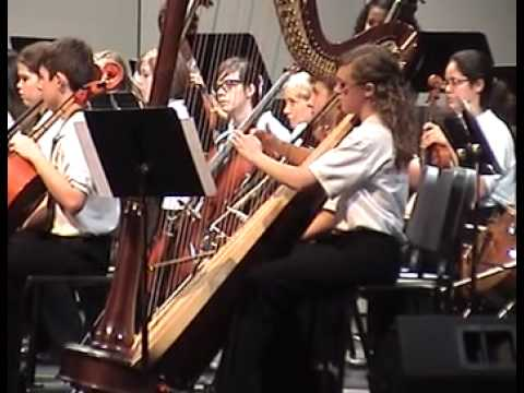 The Ludlows (from Legends of the Fall) - Highland 8th Grade Orchestra