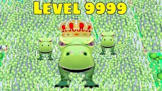 Crowd City Game - HIGHSCORE WITH A VERY RARE SKIN  ‹ AbooTPlays ›