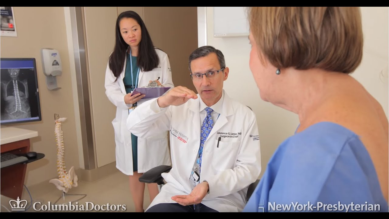 Lawrence G Lenke, MD | Orthopedic Surgery