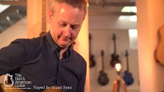 Deimel Guitarworks Doublestar RawTone Custom Electric Guitar, Played By Stuart Ryan (Part One)