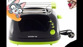 Обзор на тостер POLARIS PET 0702LB