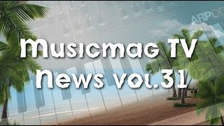 Musicmag TV News. Выпуск №31