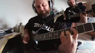Mastodon - Asleep in the deep -  guitar cover