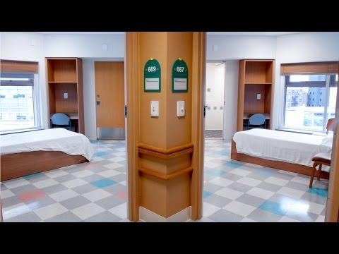 Medical/Psychiatric Inpatient Program at Hasbro Children's Hospital