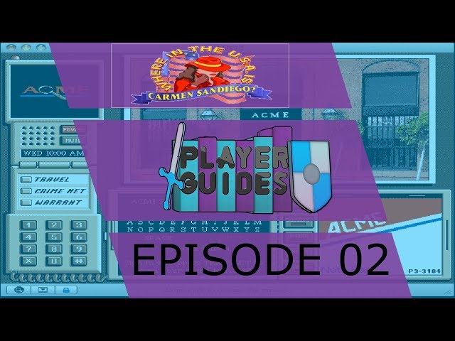 Where in the USA is Carmen Sandiego EP 02 - Dogs dont go to heaven!
