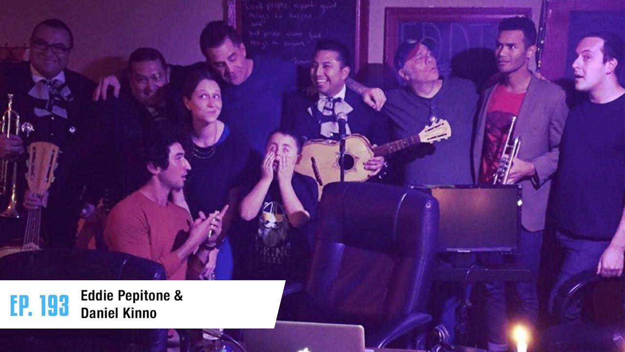 Download Eddie Pepitone & Daniel Kinno - 193 | The Todd Glass Show